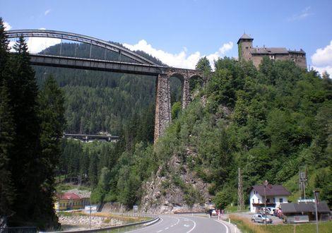 Silvrettarundfahrt - Hotel - Wirtshaus Lenz