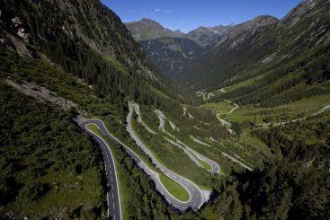 Tagestour Silvretta - Haus Flexen