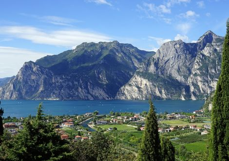 Lake Garda - Pure Mountain Resort Paradies