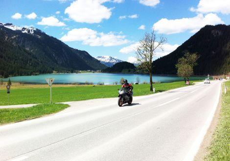 Füssen - Timmelsjoch - Jaufenpass - Gap - Linderhof - Füssen - Wellnesshotel Sommer