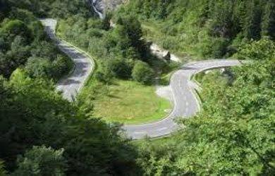 Tour of 6 passes - Hotel-Gasthof Strasswirt