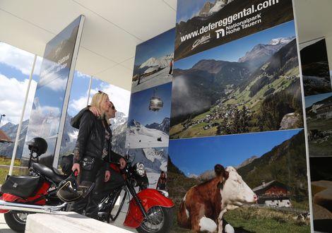 Rundfahrt Staller Sattel - AlpenParks Hotel & Apartment Montana Matrei
