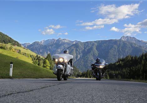 Rund um die Lienzer Dolomiten - AlpenParks Hotel & Apartment Montana Matrei