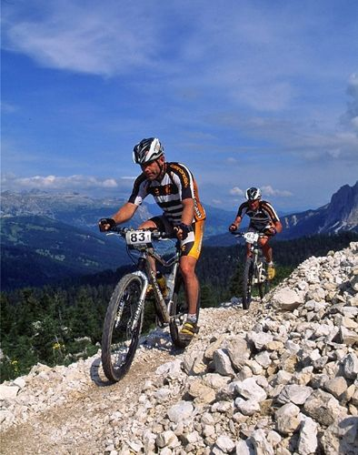E Bike Holidays In Alta Badia